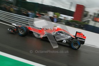 © Octane Photographic Ltd. 2011. Formula One Belgian GP – Spa – Saturday 27th August 2011 – Free Practice 3. Digital Reference : 0165CB1D0214
