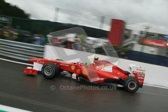 © Octane Photographic Ltd. 2011. Formula One Belgian GP – Spa – Saturday 27th August 2011 – Free Practice 3. Digital Reference : 0165CB1D0218