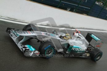 © Octane Photographic Ltd. 2011. Formula One Belgian GP – Spa – Saturday 27th August 2011 – Free Practice 3. Digital Reference : 0165CB1D0250