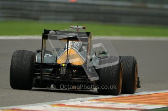 © Octane Photographic Ltd. 2011. Formula One Belgian GP – Spa – Saturday 27th August 2011 – Qualifying. Digital Reference : 0166CB1D1075