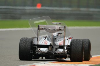 © Octane Photographic Ltd. 2011. Formula One Belgian GP – Spa – Saturday 27th August 2011 – Qualifying. Digital Reference : 0166CB1D1095