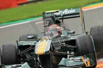 © Octane Photographic Ltd. 2011. Formula One Belgian GP – Spa – Saturday 27th August 2011 – Qualifying. Digital Reference : 0166CB1D1127
