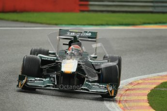 © Octane Photographic Ltd. 2011. Formula One Belgian GP – Spa – Saturday 27th August 2011 – Qualifying. Digital Reference : 0166CB1D1169