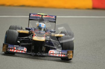 © Octane Photographic Ltd. 2011. Formula One Belgian GP – Spa – Saturday 27th August 2011 – Qualifying. Digital Reference : 0166CB1D1190