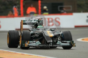 © Octane Photographic Ltd. 2011. Formula One Belgian GP – Spa – Saturday 27th August 2011 – Qualifying. Digital Reference : 0166CB1D1272