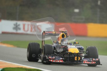 © Octane Photographic Ltd. 2011. Formula One Belgian GP – Spa – Saturday 27th August 2011 – Qualifying. Digital Reference : 0166CB1D1284