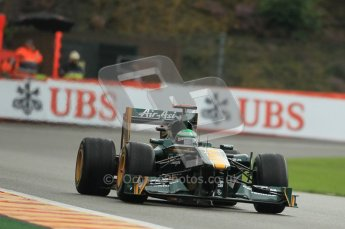 © Octane Photographic Ltd. 2011. Formula One Belgian GP – Spa – Saturday 27th August 2011 – Qualifying. Digital Reference : 0166CB1D1289