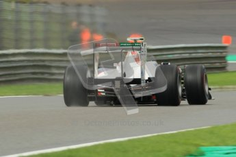 © Octane Photographic Ltd. 2011. Formula One Belgian GP – Spa – Saturday 27th August 2011 – Qualifying. Digital Reference : 0166CB1D1358