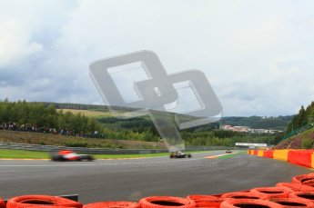 © Octane Photographic Ltd. 2011. Formula One Belgian GP – Spa – Saturday 27th August 2011 – Qualifying. Digital Reference : 0166CB7D0317