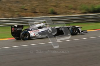 © Octane Photographic Ltd. 2011. Formula One Belgian GP – Spa – Saturday 27th August 2011 – Qualifying. Digital Reference : 0166LW7D5450