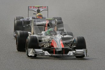 © Octane Photographic Ltd. 2011. Formula One Belgian GP – Spa – Saturday 27th August 2011 – Qualifying. Digital Reference : 0166LW7D5582