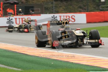 © Octane Photographic Ltd. 2011. Formula One Belgian GP – Spa – Saturday 27th August 2011 – Qualifying. Digital Reference : 0166LW7D6335