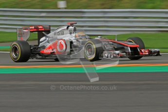 © Octane Photographic Ltd. 2011. Formula One Belgian GP – Spa – Saturday 27th August 2011 – Qualifying. Digital Reference : 0166LW7D6709