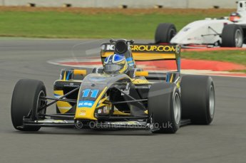 © Octane Photographic 2011. FIA F2 - 16th April 2011, Race 1. Jack Clarke. Silverstone, UK. Digital Ref. CB1D0585
