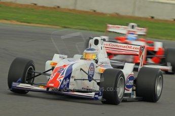 © Octane Photographic 2011. FIA F2 - 16th April 2011, Race 1. James Cole. Silverstone, UK. Digital Ref. 0050CB1D0695