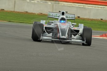 © Octane Photographic 2011. FIA F2 - 16th April 2011, Race 1. Plamen Kralev. Silverstone, UK. Digital Ref. 0050CB1D0777