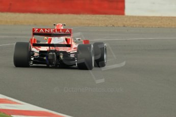 © Octane Photographic 2011. FIA F2 - 16th April 2011, Race 1. Christopher Zanella. Silverstone, UK. Digital Ref. 0050CB1D0835