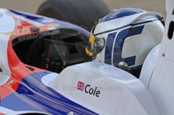 © Octane Photographic 2011. FIA F2 - 16th April 2011 - Qualifying. James Cole. Silverstone, UK. Digital Ref. 0050CB7D0201