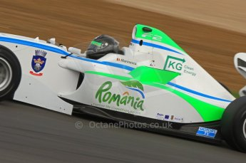 © Octane Photographic 2011. FIA F2 - 16th April 2011 - Race 1. Mihai Marinescu. Silverstone, UK. Digital Ref. 0050CB7D0634