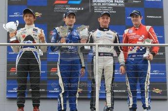 © Octane Photographic 2011 – Formula 3. Race 1. 24th September 2011. Digital Ref : 0184lw1d6228