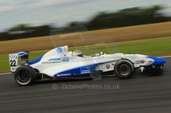 © Octane Photographic Ltd. 2011. Formula Renault 2.0 UK – Snetterton 300, Daniel Cammish - Mark Burdett Motorsport. Saturday 6th August 2011. Digital Ref : CB1D30080122