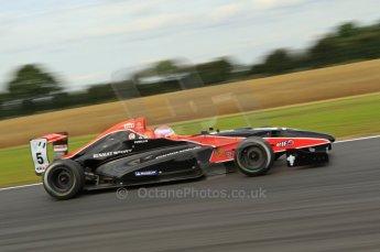 © Octane Photographic Ltd. 2011. Formula Renault 2.0 UK – Snetterton 300, Alice Powell - Manor Competition. Saturday 6th August 2011. Digital Ref : 0122CB1D3031