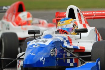 © Octane Photographic Ltd. 2011. Formula Renault 2.0 UK – Snetterton 300, Oliver Rowland - Fortec Motorsports. Saturday 6th August 2011. Digital Ref : 0122CB7D8850