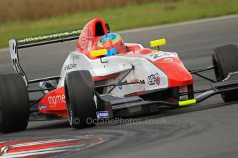 © Octane Photographic Ltd. 2011. Formula Renault 2.0 UK – Snetterton 300, Will Stevens - Fortec Competition. Saturday 6th August 2011. Digital Ref : 0122CB7D8901