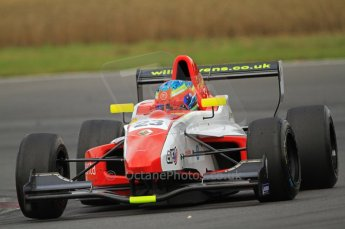 © Octane Photographic Ltd. 2011. Formula Renault 2.0 UK – Snetterton 300, Will Stevens - Fortec Competition. Saturday 6th August 2011. Digital Ref : 0122CB7D8931