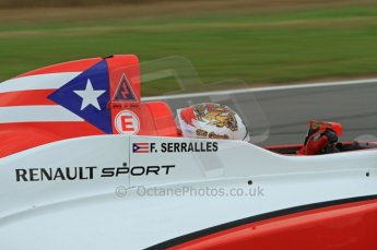 © Octane Photographic Ltd. 2011. Formula Renault 2.0 UK – Snetterton 300, Felix Serralles - Fortec Competition. Saturday 6th August 2011. Digital Ref : 0122LW7D0083