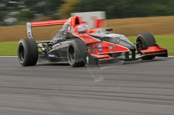 © Octane Photographic Ltd. 2011. Formula Renault 2.0 UK – Snetterton 300, Alice Powell - Manor Competition. Saturday 6th August 2011. Digital Ref : 0122LW7D0172