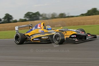 © Octane Photographic Ltd. 2011. Formula Renault 2.0 UK – Snetterton 300, Tio Ellinas - Atech Reid GP. Saturday 6th August 2011. Digital Ref : 0122LW7D0467