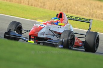 © Octane Photographic Ltd. 2011. Formula Renault 2.0 UK – Snetterton 300, Will Stevens - Fortec Motorsports. Sunday 7th August 2011. Digital Ref : 0123CB1D3665