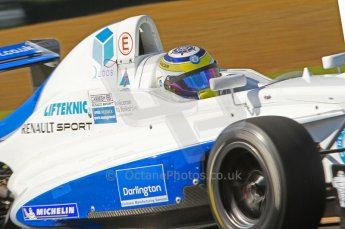 © Octane Photographic Ltd. 2011. Formula Renault 2.0 UK – Snetterton 300, Daniel Cammish - Mark Burdett Motorsport. Sunday 7th August 2011. Digital Ref : 0123LW7D0345