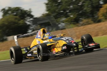 © Octane Photographic Ltd. 2011. Formula Renault 2.0 UK – Snetterton 300, Tio Ellinas - Atech Reid GP. Sunday 7th August 2011. Digital Ref : 0123LW7D0376