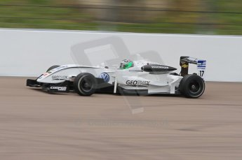 © Octane Photographic Ltd. The British F3 International & British GT Championship at Rockingham. Bart Hylkema on track. Digital Ref: 0188LW7D2794