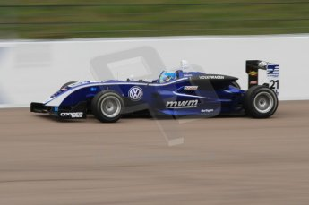 © Octane Photographic Ltd. The British F3 International & British GT Championship at Rockingham. Rupert Svendsen-Cook on track. Digital Ref: 0188LW7D2835
