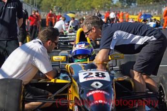 Tio Ellians, Formula Renault, Brands Hatch