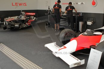© Octane Photographic 2011. Goodwood Festival of Speed, Thursday 30th June 2011. John Watson McLaren MP4/1. Digital Ref : 0097CB1D9924