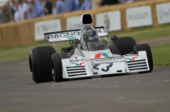 © Octane Photographic 2011. Goodwood Festival of Speed, Friday 1st July 2011. Digital Ref : 0097CB7D6765