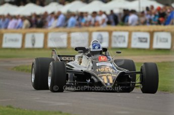 © Octane Photographic 2011. Goodwood Festival of Speed, Friday 1st July 2011. Digital Ref : 0097CB7D6831