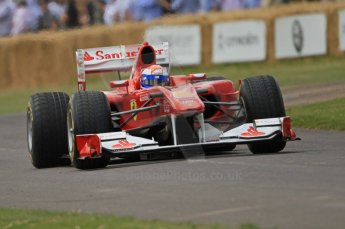 © Octane Photographic 2011. Goodwood Festival of Speed, Friday 1st July 2011. Digital Ref : 0097CB7D6916