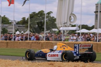 © Octane Photographic 2011. Goodwood Festival of Speed, Friday 1st July 2011. Digital Ref : 0097LW7D8349