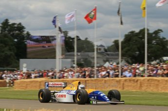 © Octane Photographic 2011. Goodwood Festival of Speed, Friday 1st July 2011. Digital Ref : 0097LW7D8522