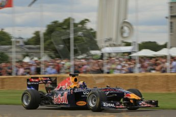 © Octane Photographic 2011. Goodwood Festival of Speed, Friday 1st July 2011. Digital Ref : 0097LW7D8631