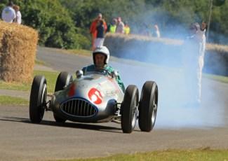 © Octane Photographic 2011. Goodwood Festival of Speed, Historic F1 Mercedes, Friday 1st July 2011. Digital Ref : 0101CB1D5490