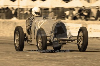 © Octane Photographic 2011. Goodwood Festival of Speed, Friday 1st July 2011. Digital Ref : 0101CB15595-sepia