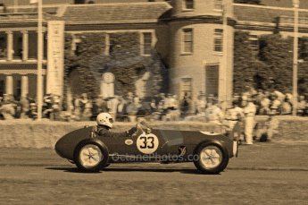© Octane Photographic 2011. Goodwood Festival of Speed, Friday 1st July 2011. Digital Ref : 0101CB17568-sepia