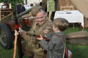 "© Octane Photographic 2011 – Goodwood Revival 18th September 2011. ""When I grow up..."". Digital Ref : 0179lw7d7448"