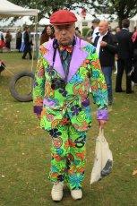 © Octane Photographic 2011 – Goodwood Revival 17th September 2011. How to dress for the Goodwood Revival. Digital Ref : 0179CB1D4538